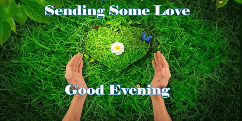 مسجات المساء للأصدقاء