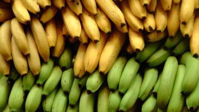 شراء الموز و اكله في المنام