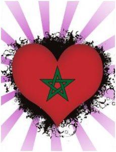 شعر حب مغربي روعة