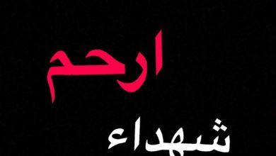 شعر حزين عن شهداء مصر