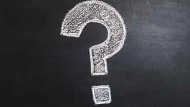 اسئلة في اللغة العربية