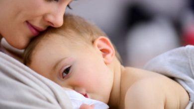تفسير حلم إرضاع طفل