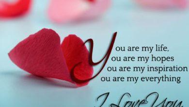 رسائل حب للحبيب الغالي