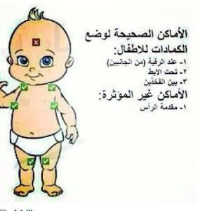 معلومات صحية مفيدة للاطفال