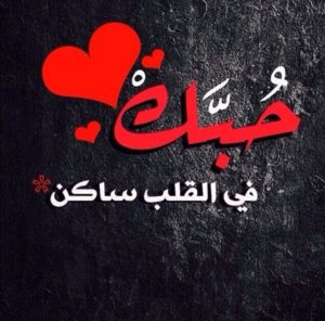 بوستات عن الحب روغة