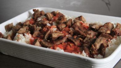 تفسير حلم أكل اللحم المطبوخ والأرز