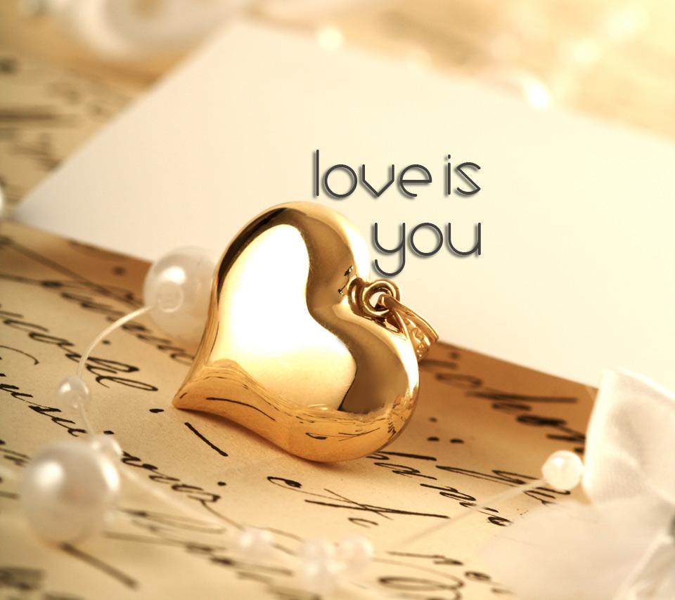 أحبك <3