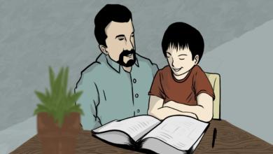 توبيكات عن ولدي الغالي
