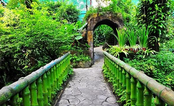 حديقة تونكو عبد الرحمن