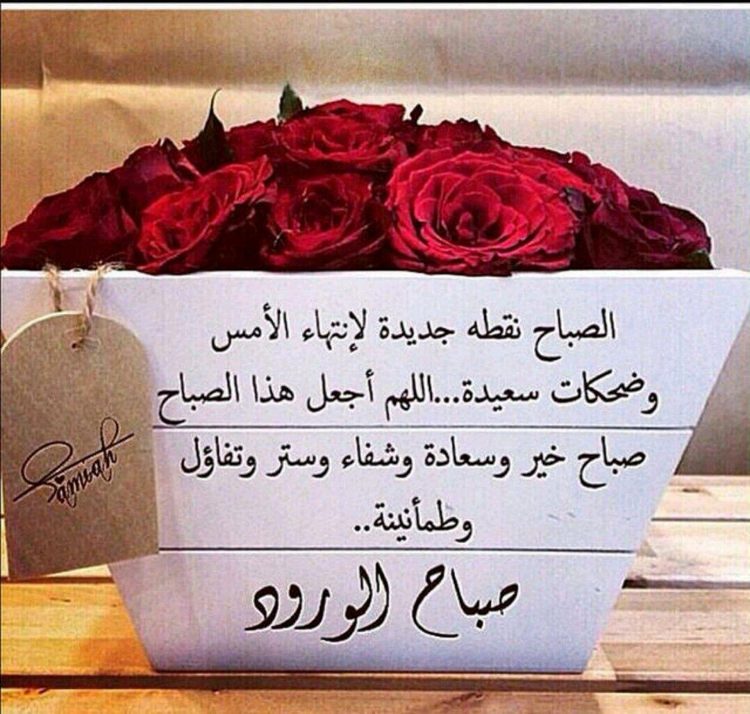 صباح الورود