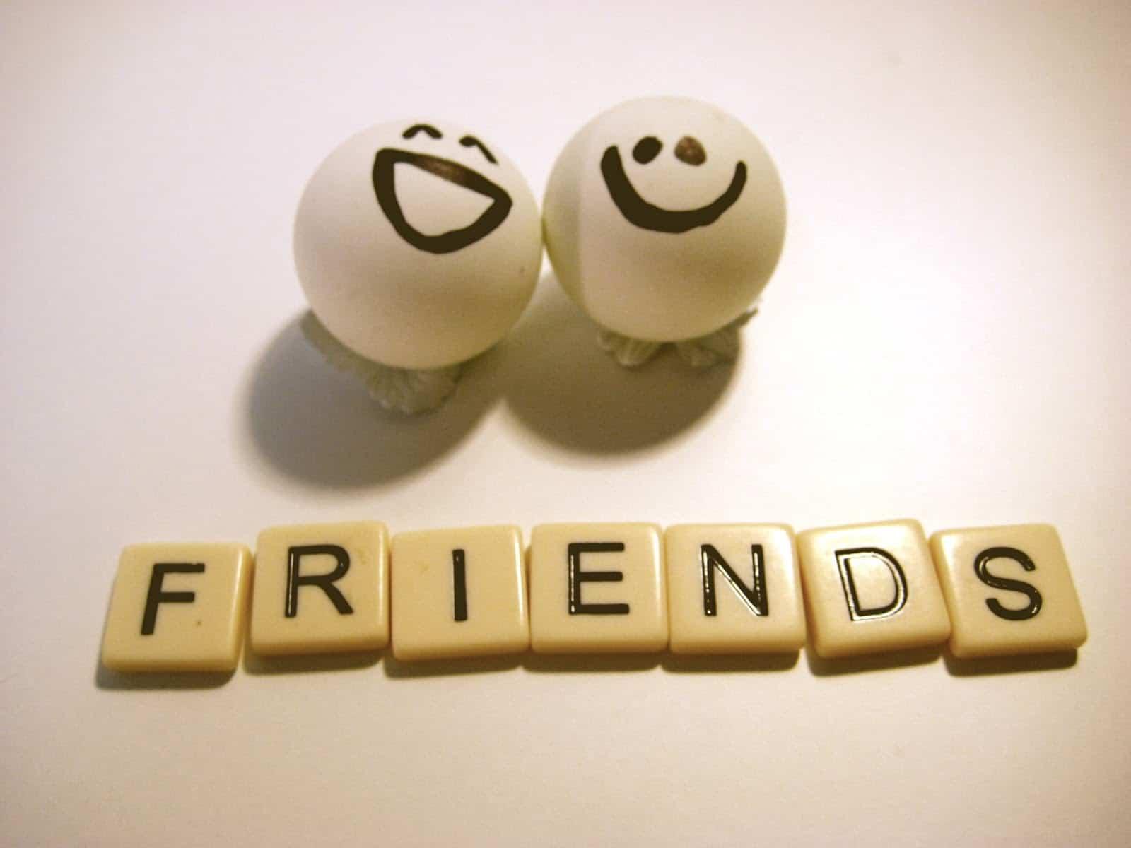 الأصدقاء <3