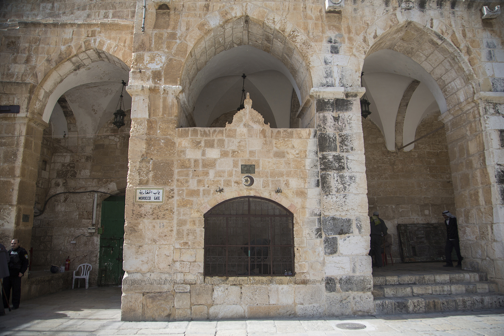 معلومات عن المسجد الاقصي