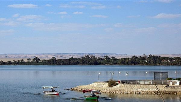 بحيرة قارون بالفيوم