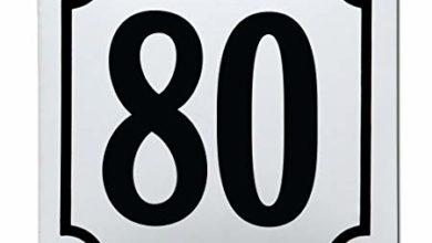 تفسير حلم الرقم 80