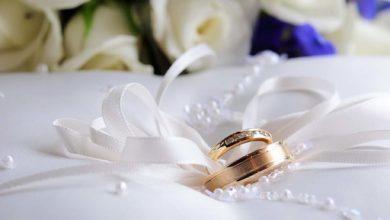 صورة لدبل الزواج