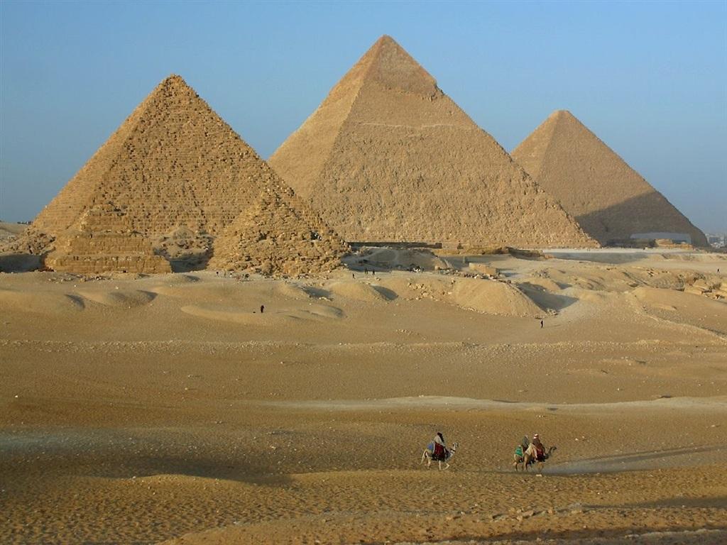أهم معالم مصر الأثرية