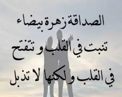 حكم وأقوال عن الصداقة 20 حكمة روعة عن الصداقة و الاخوة