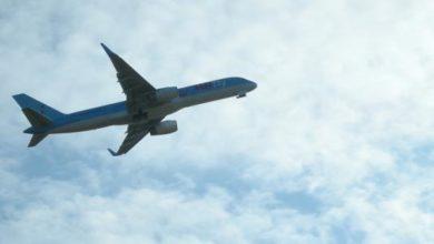 تفسير حلم الطائرة