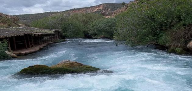 تفسير حلم الماء الجاري