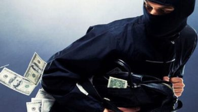 تفسير حلم سرقة المال