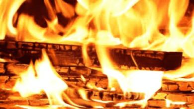 رؤيا الحريق عند النابلسي