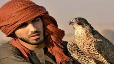 صورة لشاب بدوي حزين