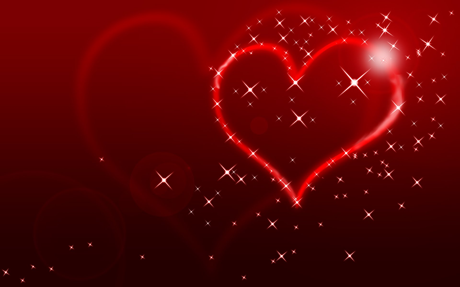 صورة قلوب رومانسية
