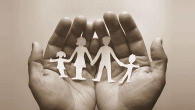 كلام جميل عن العائلة