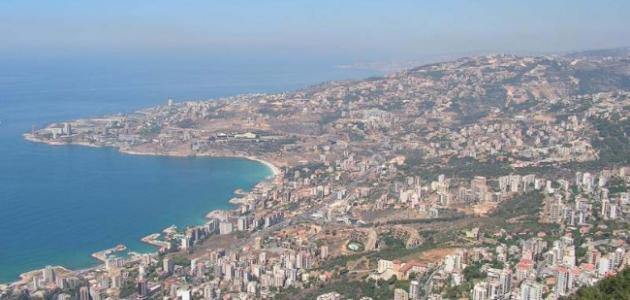 صورة توضح مدى جمال لبنان