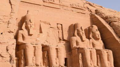 معلومات عن معبد ابو سمبل
