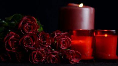 صورة رومانسية لتعبير عن الحب