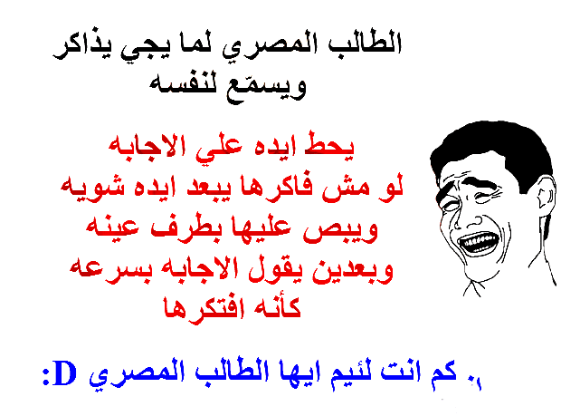 الطالب المصري