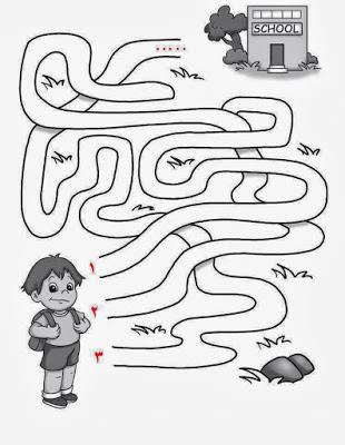 كيف يمكن الوصول للمدرسة