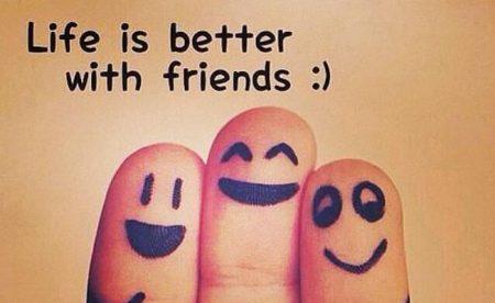كلام عن الصداقة