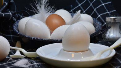 صورة تعبر عن رؤيا البيض