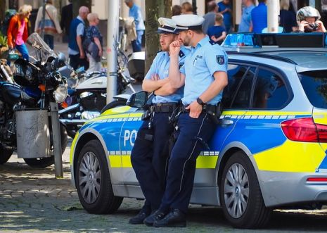 حلم الشرطة لابن سيرين