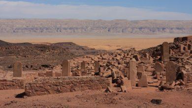 معلومات عن سيناء ارض الفيروز