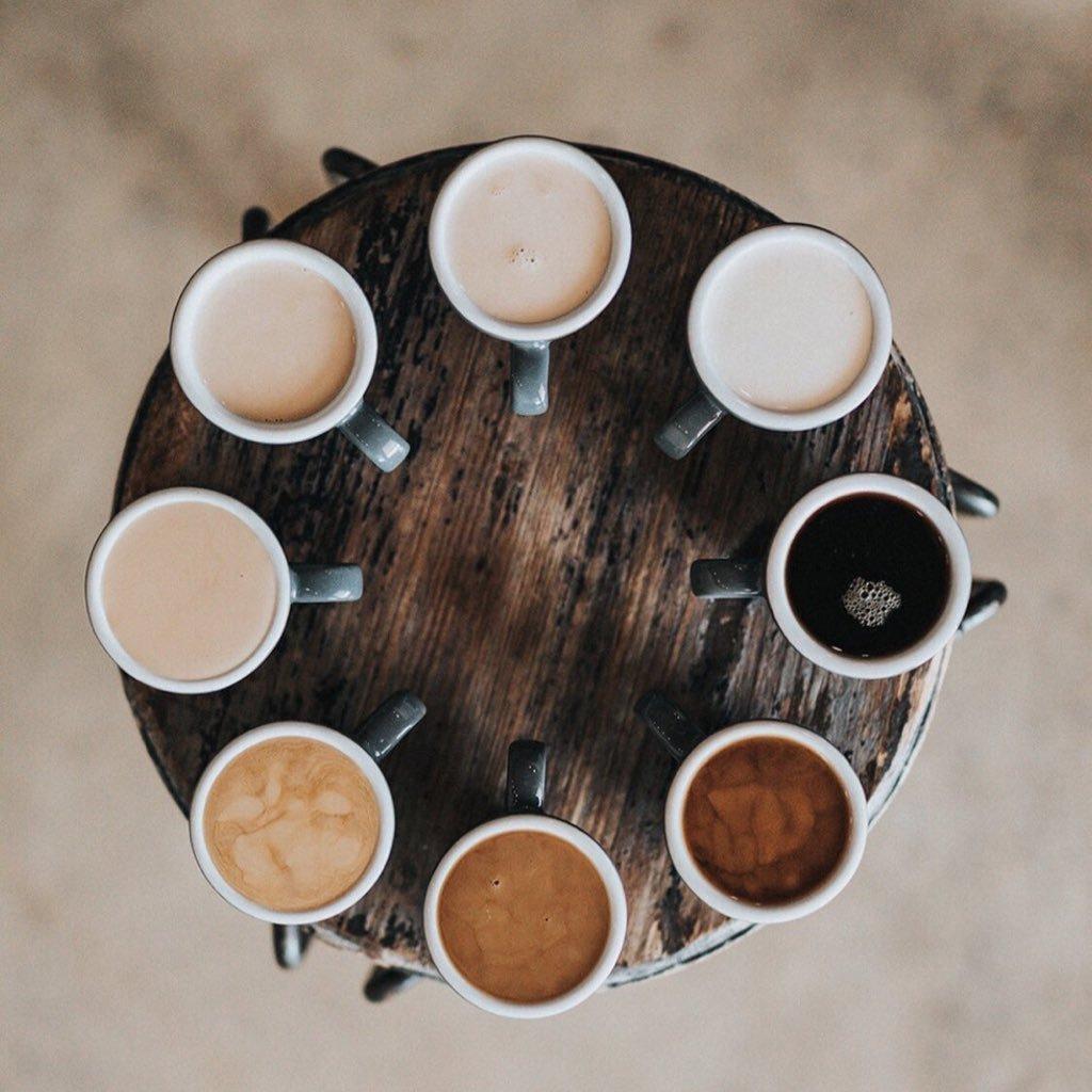مشروب القهوة المميز
