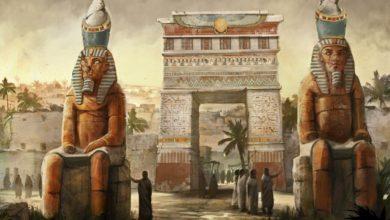 قصة هلاك فرعون