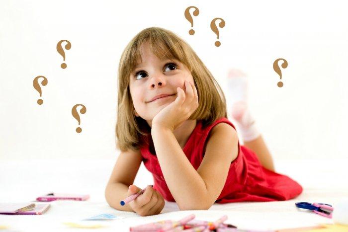 اسئلة للأطفال