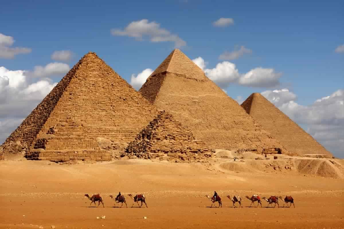 نبذة عن الحضارة المصرية