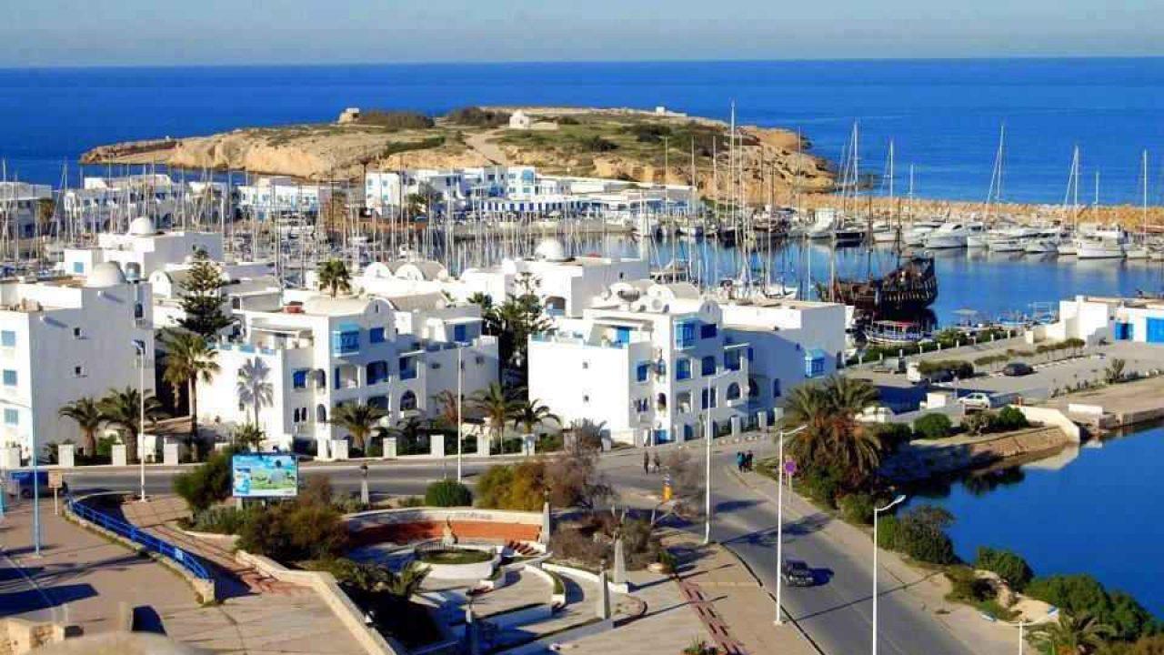 المعالم السياحية التونسية