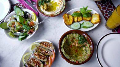 الأطباق السورية