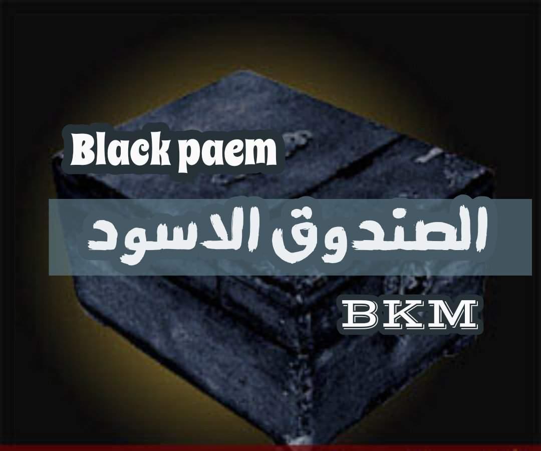 الصندوق الأسود