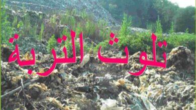 تلوث التربة