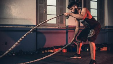 رياضة لازالة الدهون