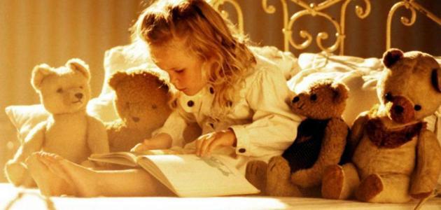 قصص قبل النوم للاطفال