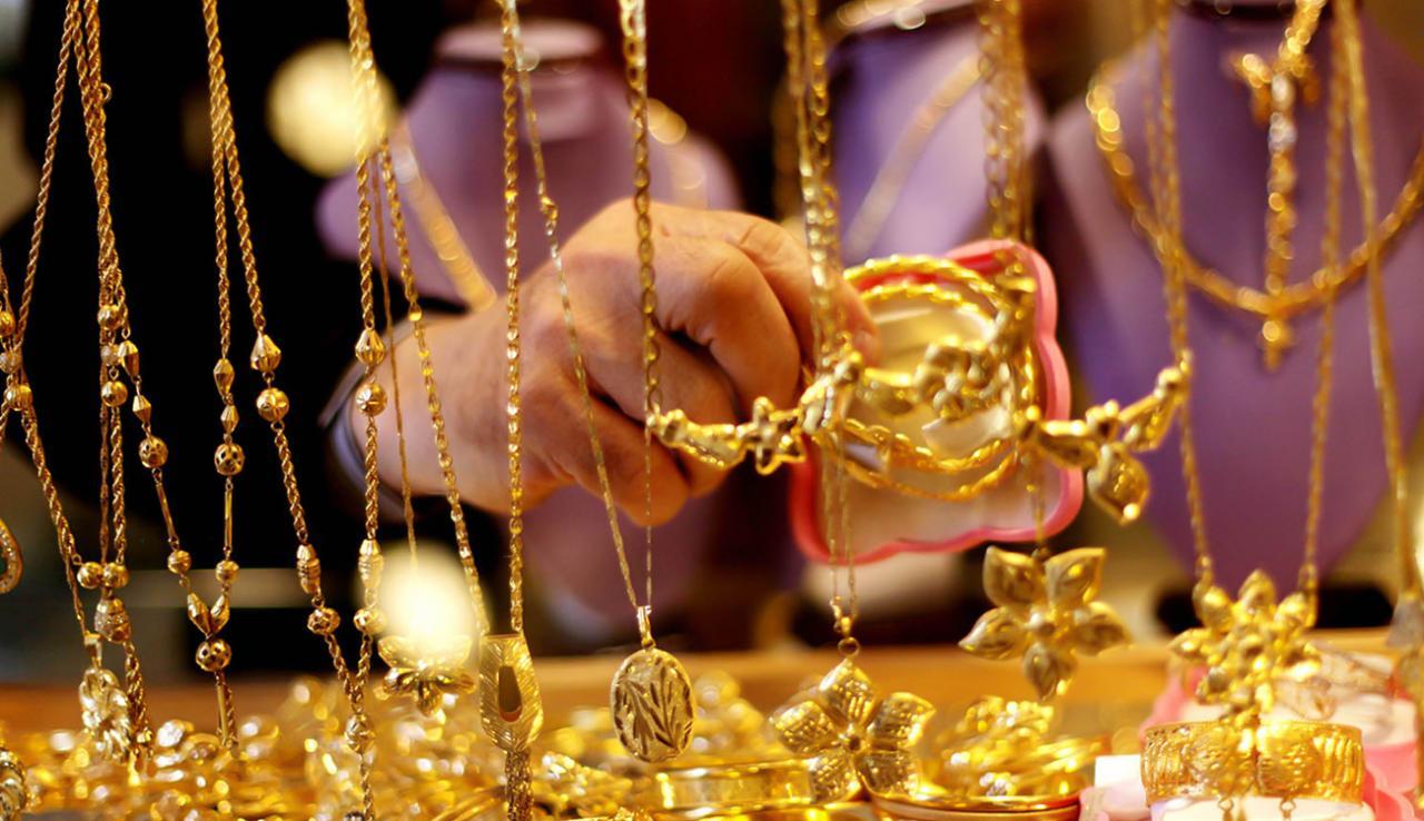 سرقة الذهب في المنام