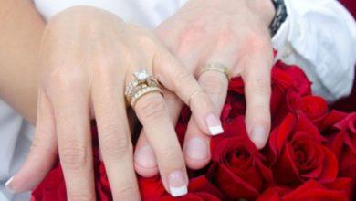 صورة تعبر عن الزواج