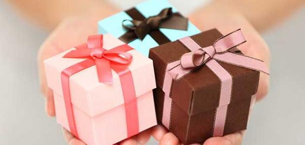 الهدية في الحلم